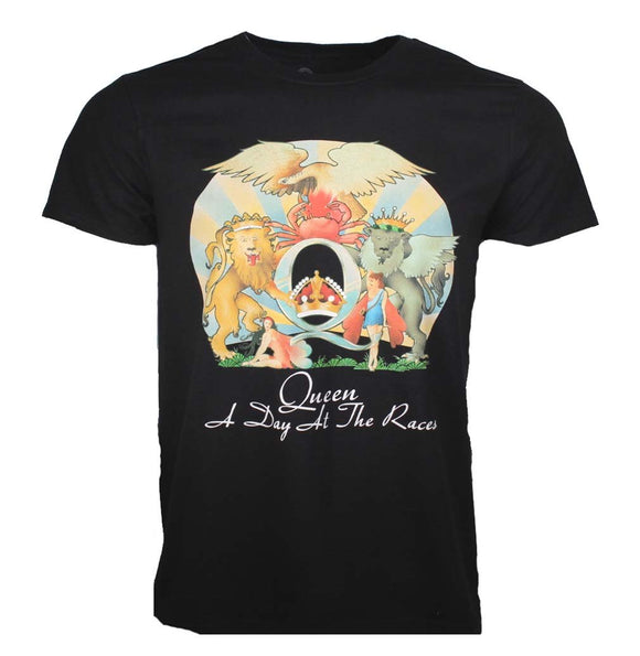 Queen Day at the Races T-Shirt - shop.AxeDr.com - Best Band T-Shirts, Vintage Rock and Roll T Shirts, Metal Band T-Shirts, Punk T Shirts - Men's T-Shirts