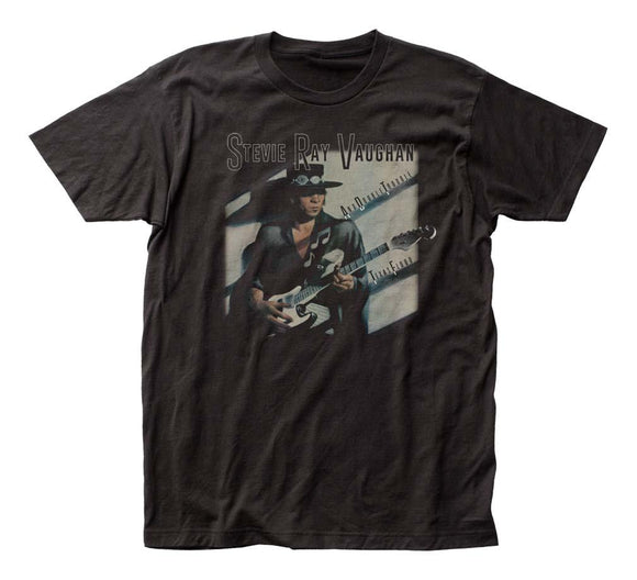 Stevie Ray Vaughan Texas Flood T-Shirt - shop.AxeDr.com - Best Band T-Shirts, Vintage Rock and Roll T Shirts, Metal Band T-Shirts, Punk T Shirts - [product_type]