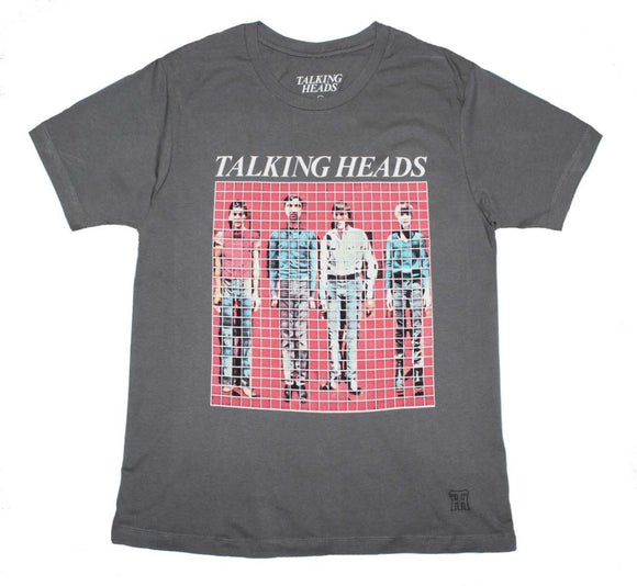 Talking Heads More Songs About Buildings & Food T-Shirt - shop.AxeDr.com - Best Band T-Shirts, Vintage Rock and Roll T Shirts, Metal Band T-Shirts, Punk T Shirts - Men's T-Shirts