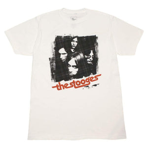The Stooges Group Shot T-Shirt - shop.AxeDr.com - Best Band T-Shirts, Vintage Rock and Roll T Shirts, Metal Band T-Shirts, Punk T Shirts - Men's T-Shirts