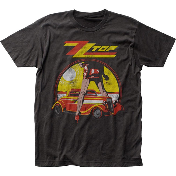 ZZ Top Legs T-Shirt - shop.AxeDr.com - Best Band T-Shirts, Vintage Rock and Roll T Shirts, Metal Band T-Shirts, Punk T Shirts - Men's T-Shirts