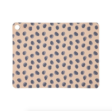 Lot de 2 sets de table - Leopard