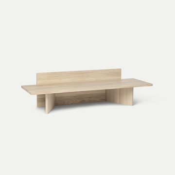 Table/banc - Oblique