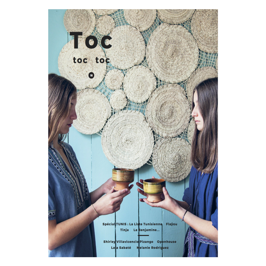 Magazine - Toc Toc Toc - Vol18