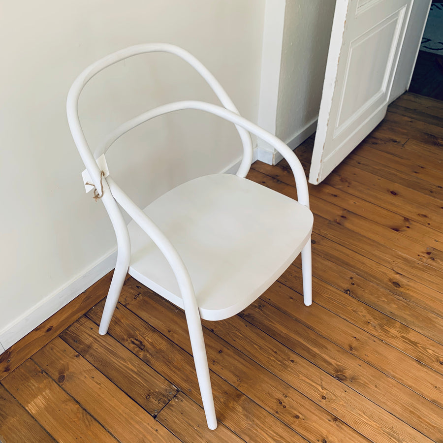 Chaise - 002 Blanche