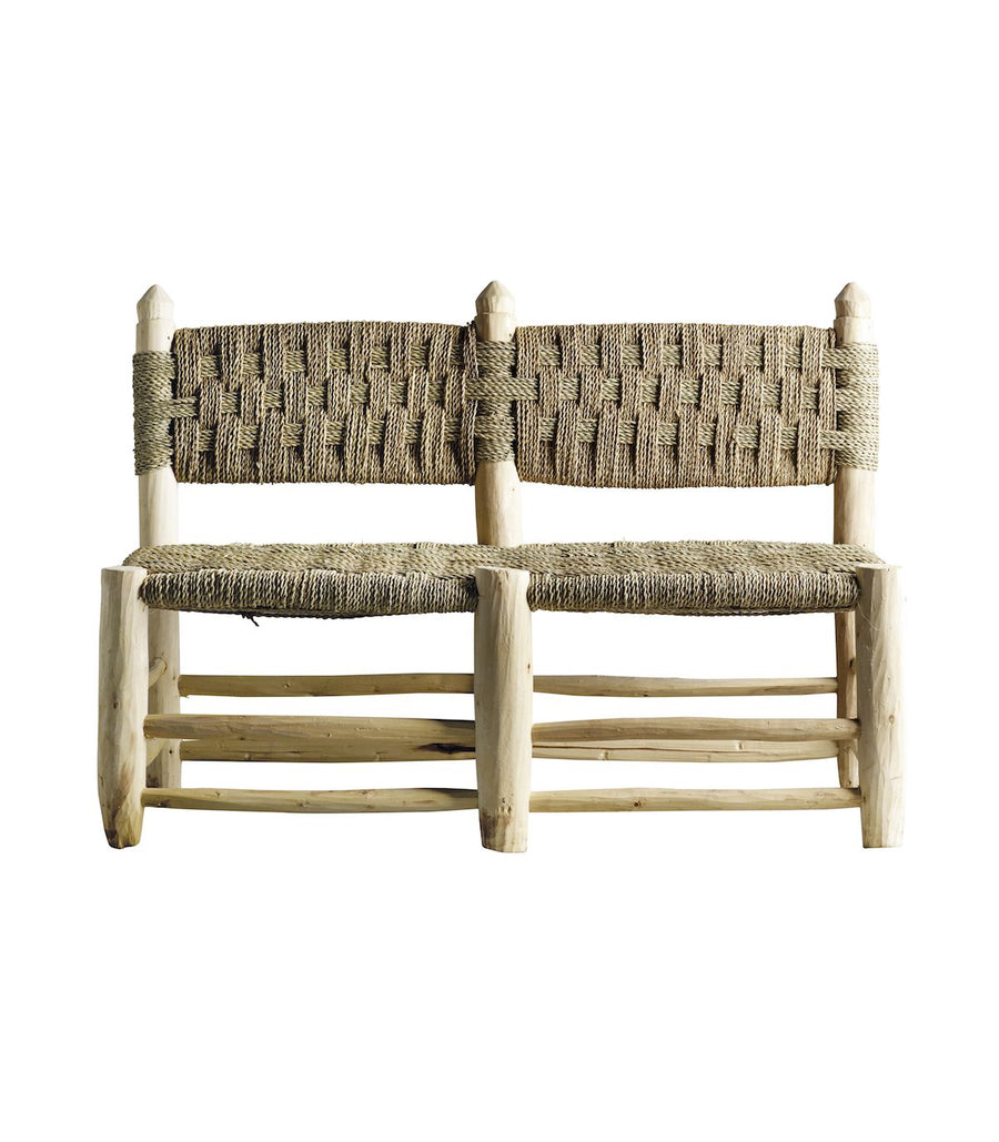 Chaise double palm