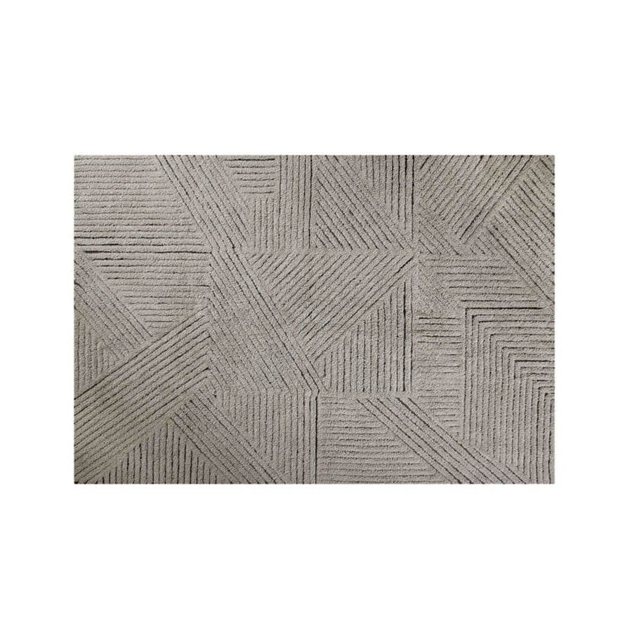 Tapis Lavable en laine - Rug Golden Coffee L