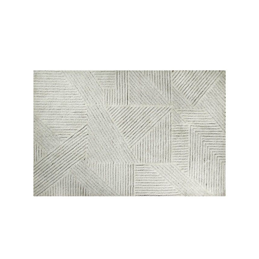 Tapis Lavable en laine - Rug Almond Valley L