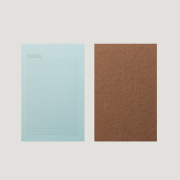 Bloc To Do - Aqua/Muscat