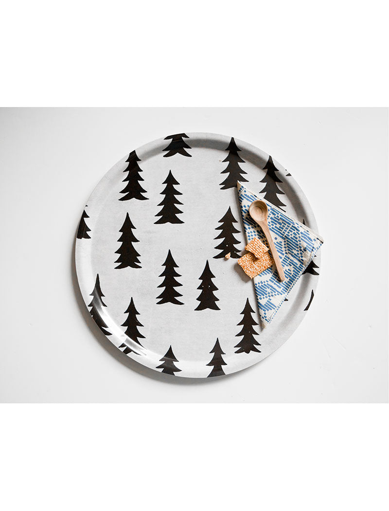 Plateau Gran Tray - Rond