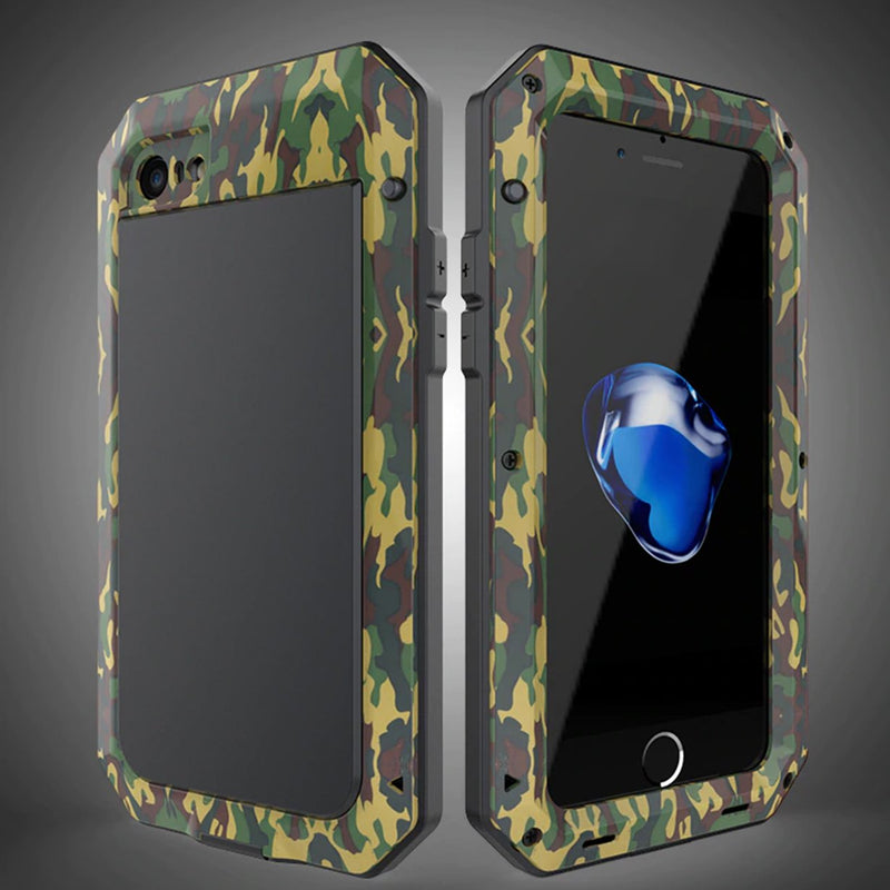Full Body Military Grade iPhone Case