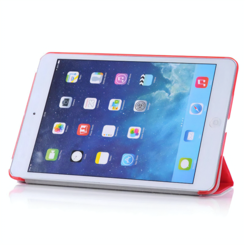 Ultra-Thin Magnetic Case and Smart Stand for iPad mini