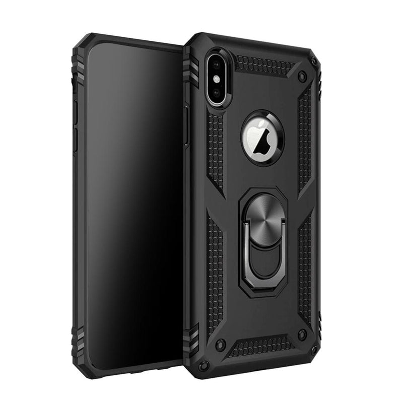 iPhone Armor Case with Ring Holder