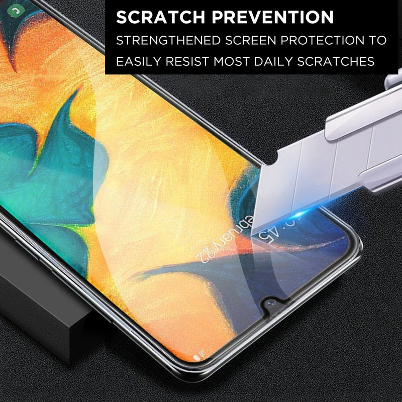 Tempered Glass Samsung Galaxy A Screen Protection