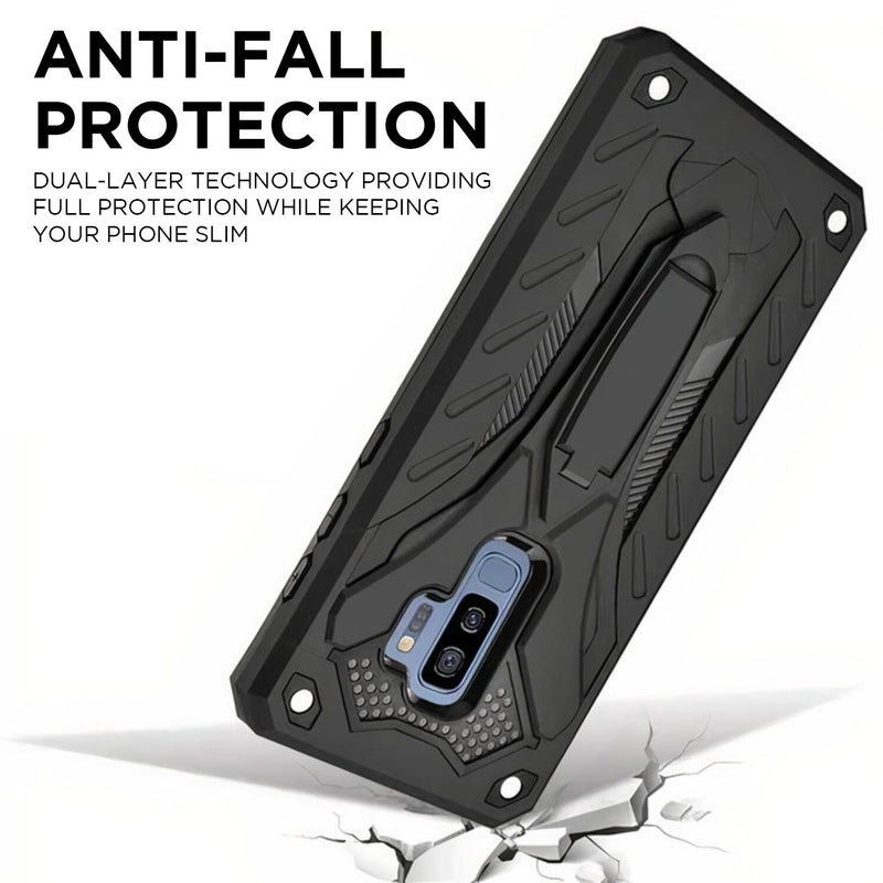 Unbreakable Armor-plated Samsung Galaxy A Shell