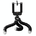The Anywhere Tripod: Flexible Tripod Phone Holder