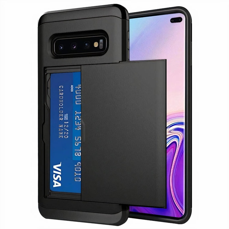 Samsung Galaxy S Case with Secret Credit Card Compartment