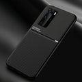 Matte Color Huawei Mate Case Compatible with Magnetic Holder