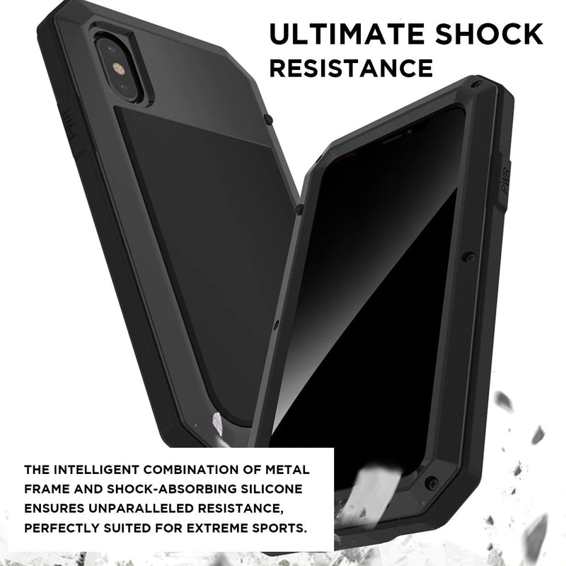 Ultimate shockproof cover for iPhone