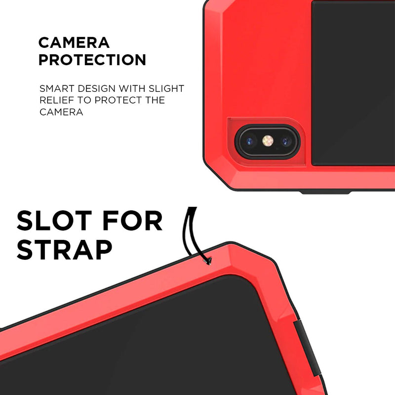 full body iphone cover with slot for strap