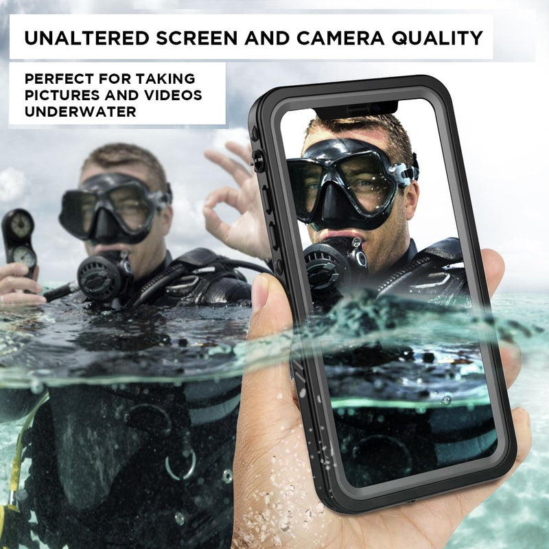 good quality pictures iphone case waterproof