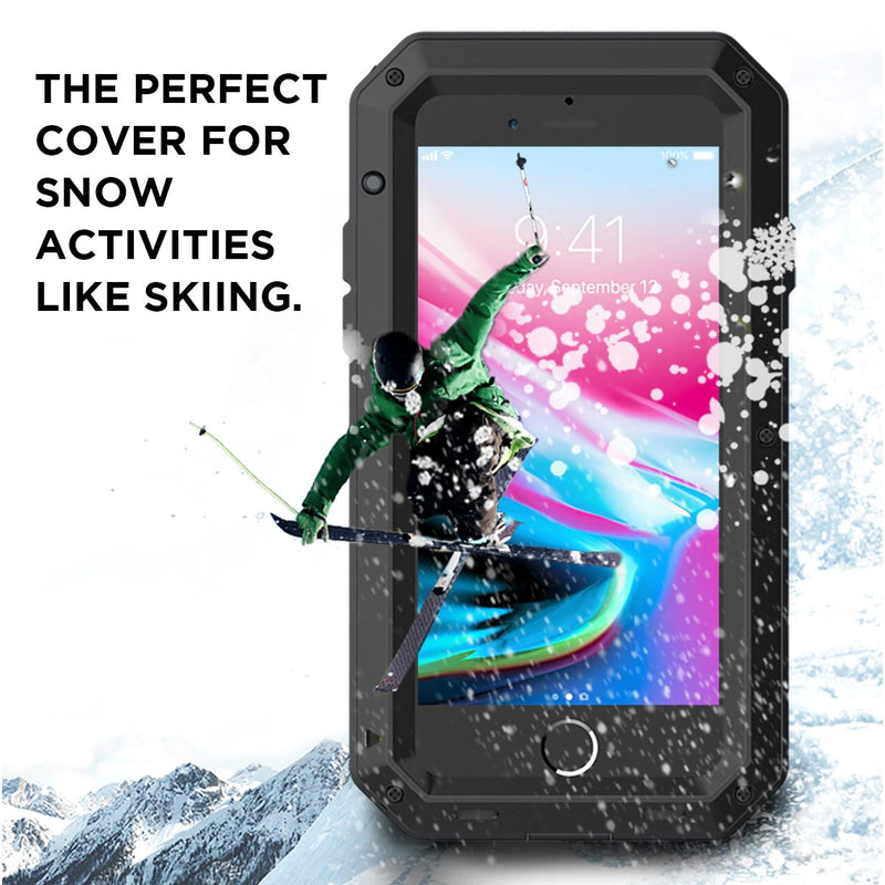 iphone case for skiing