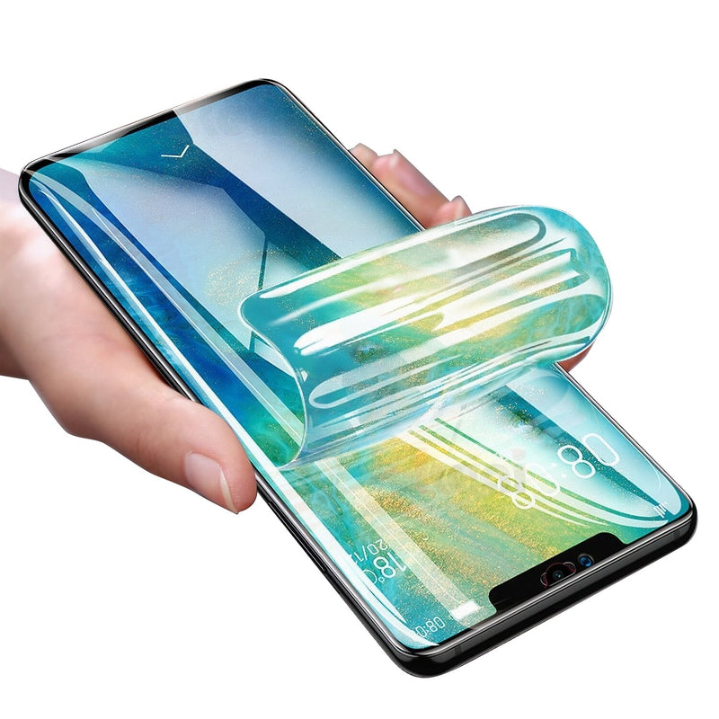 Hydrogel Samsung Galaxy Note Screen Protection