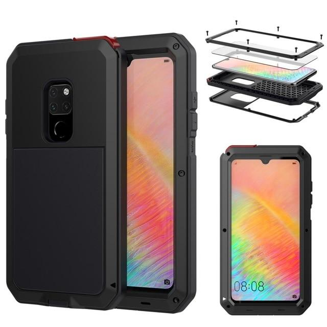 Full Body Military Grade Huawei Mate Case