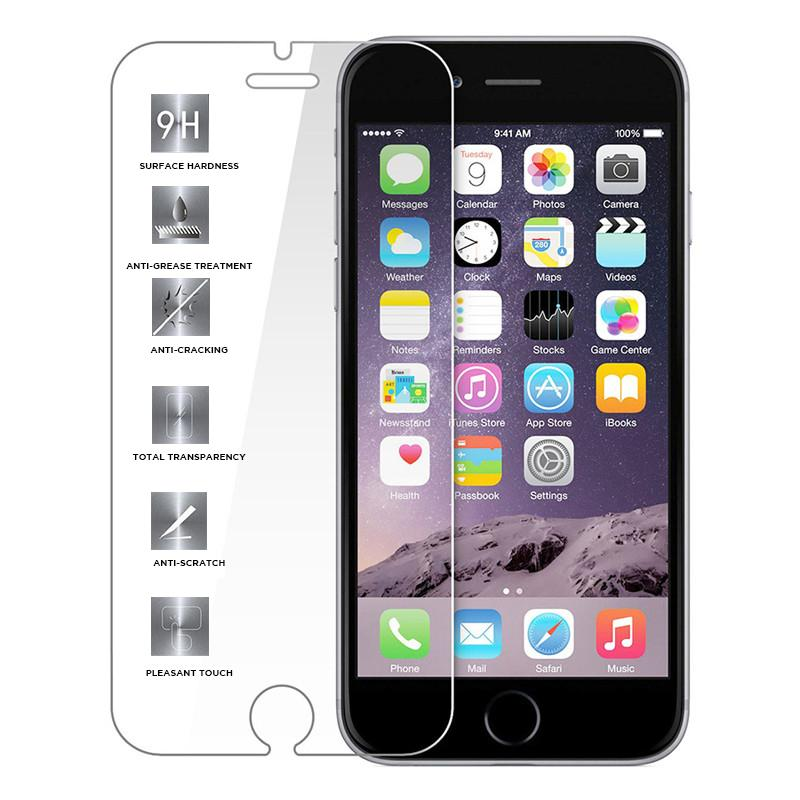 Tempered Glass iPhone Screen Protection