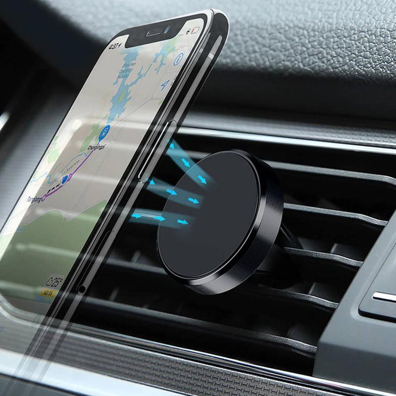 Magnetic iPhone Mount