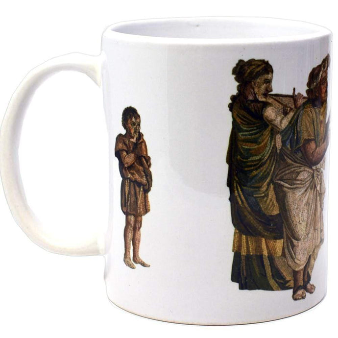 Tazza Musici Ambulanti - Museum-Shop.it