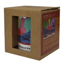 Laden Sie das Bild in den Galerie-Viewer, Tazza Vesuvius Andy Warhol 1985 - Museum-Shop.it