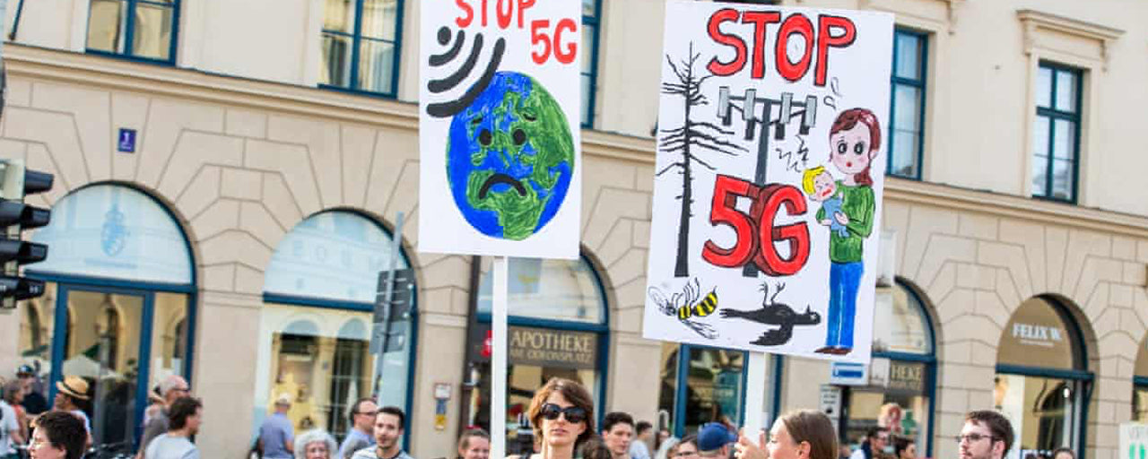 Why Must Stop 5G on Earth and in Space ?