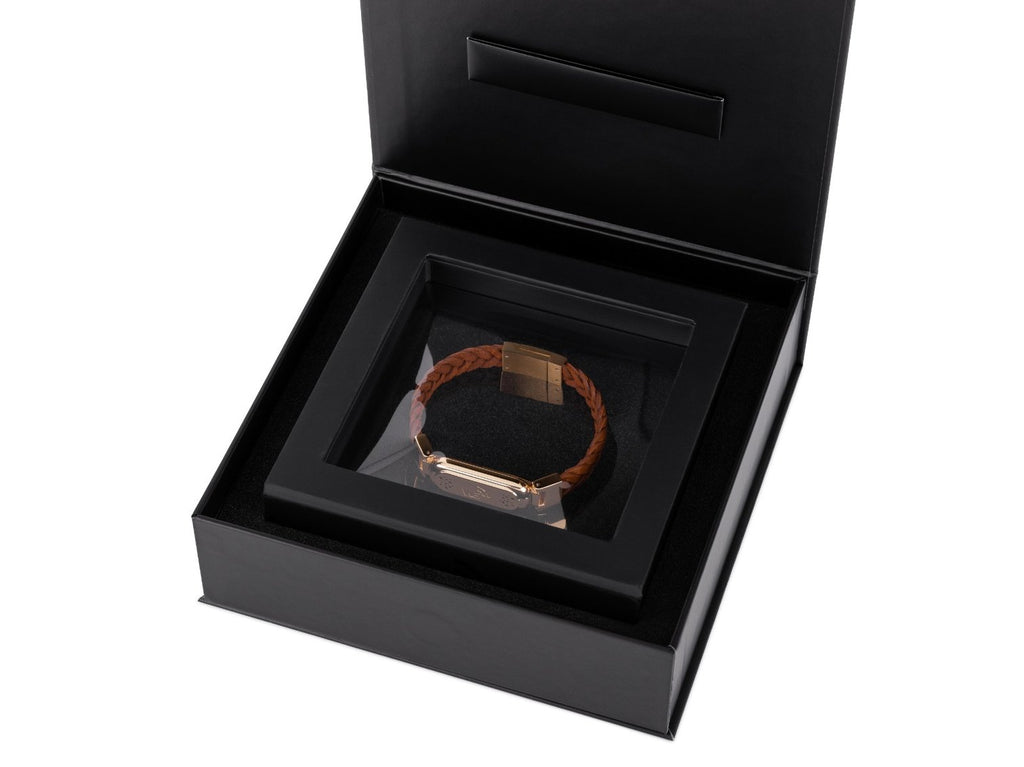 wireless_earth_bracelet_premium_edition_braided_leather_gold_box_5g-technology