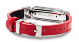 wireless_earth_bracelet_leather_red_back_5g_technology