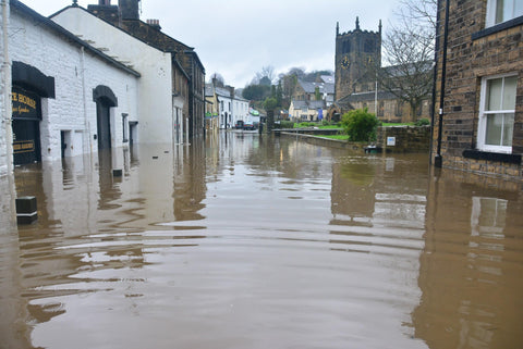 What to do if your business or place of work has been flooded