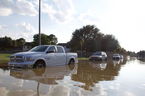 Is flood damage included within my car insurance policy?