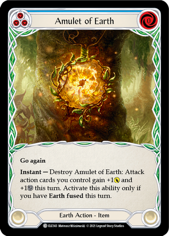 Amulet of Earth