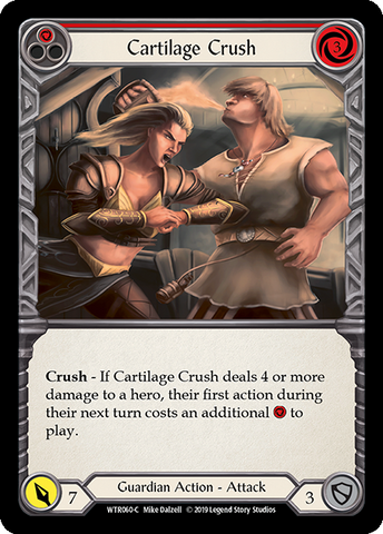 Cartilage Crush - Red