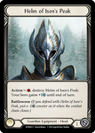 Helm of Isen's Peak