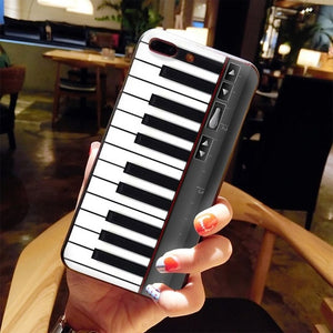 Synth Case For iPhone 55s XS 6 6s 7 8 10