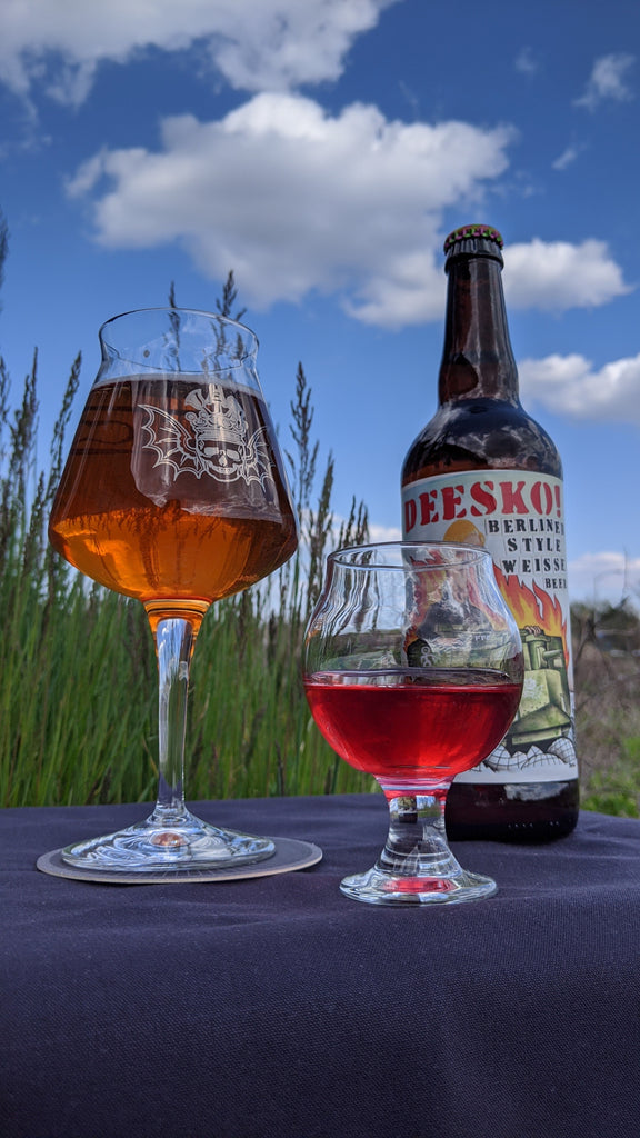 Deesko 22oz Bottle - PICK-UP ONLY