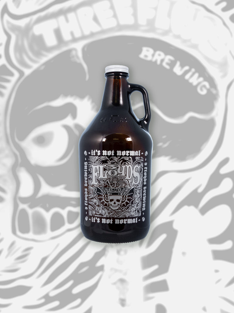Zombie Dust Growler PICK-UP ONLY