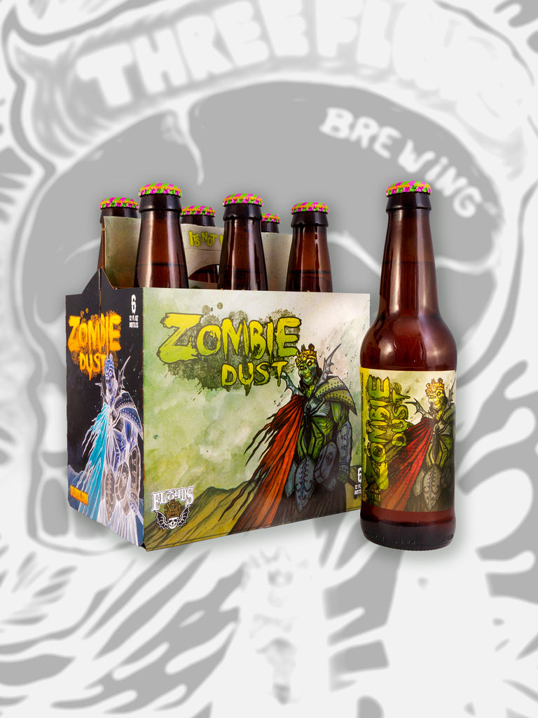 Zombie Dust Bottles - PICK-UP ONLY