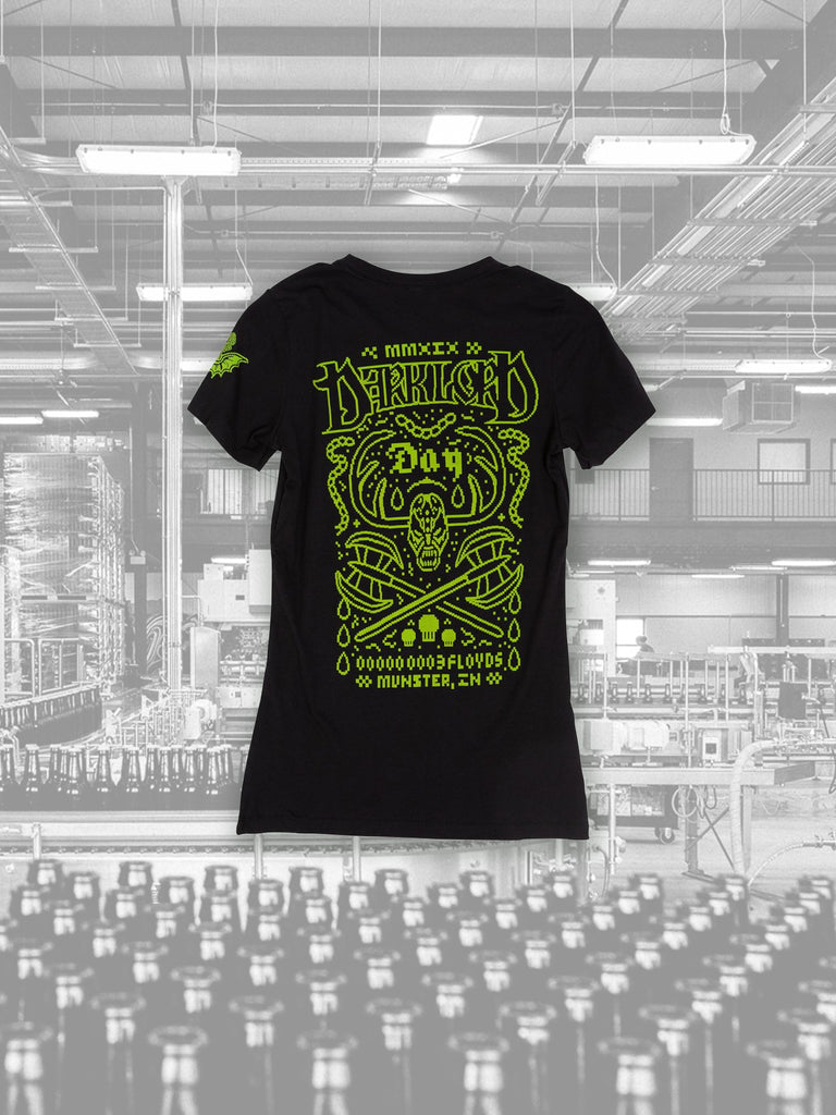 Dark Lord Day Ladies Matrix Tee
