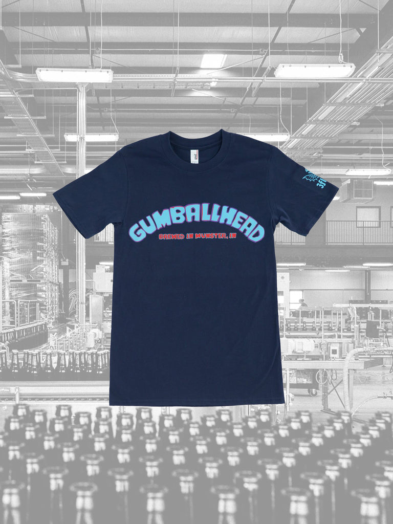 Gumballhead Label Tee - PICK-UP ONLY #2