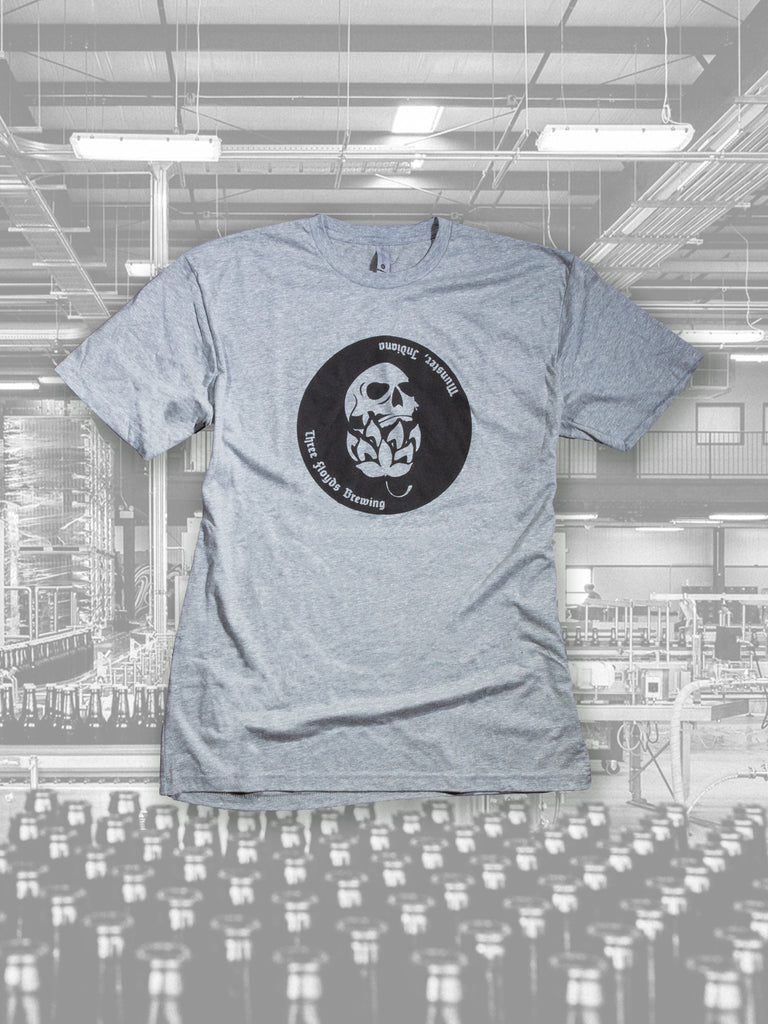 Hopskull Tee - PICK-UP ONLY #7
