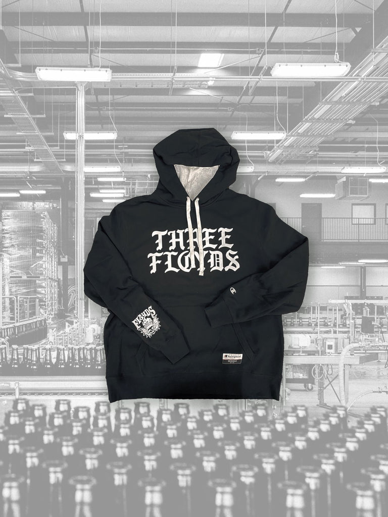 Three Floyds Champion Pullover Hoodie - PICK-UP ONLY #15