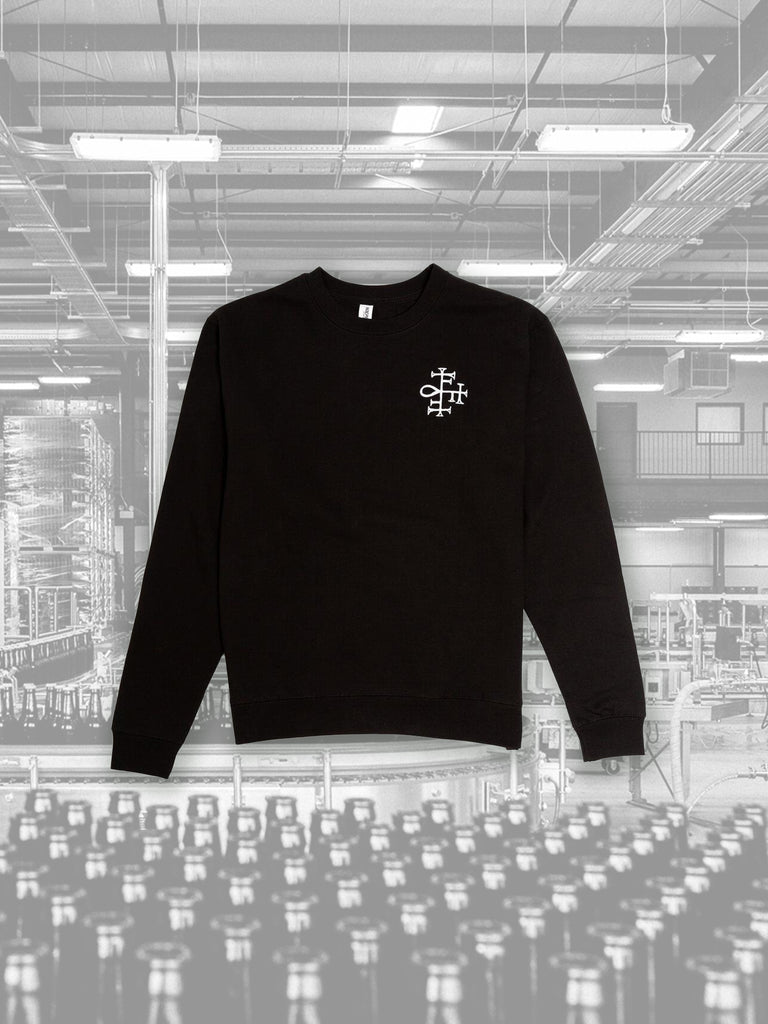 3 Floyds Distilling Sigil Crewneck Sweatshirt - PICK-UP ONLY