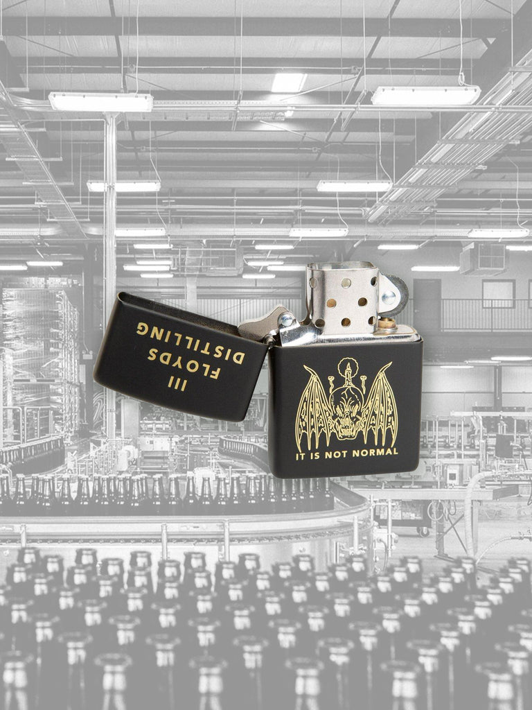 3 Floyds Distilling Zippo Lighter - PICK-UP ONLY
